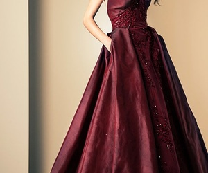 long dresses, haute couture gowns, and ziad nakad 2018 image
