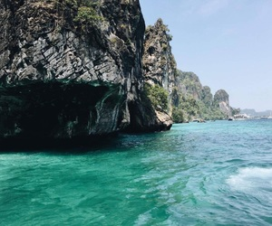 clear water, inspo, and phuket image