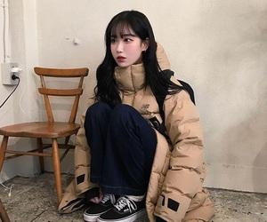 girl, girls, and korean girls image