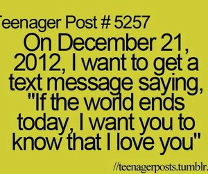 text, quote, and december image