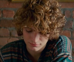 les amours imaginaires and curly image