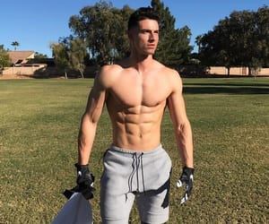 abs, body, and boyfriend image