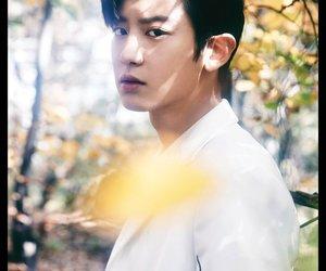 exo, kpop, and chanyeol image