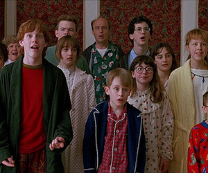 movie, tradition, and home alone image