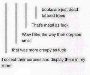 awesome, corpses, and funny image