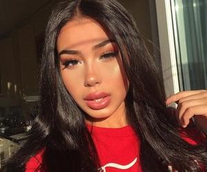 makeup and selfie image