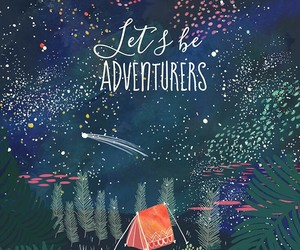adventure, pretty, and art image