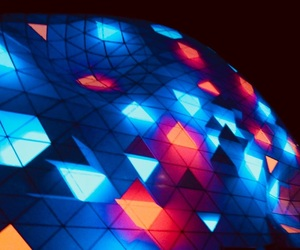 blob, glow, and building image