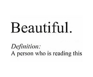 quotes, beautiful, and definition image