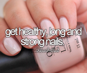 nails, pink, and text image