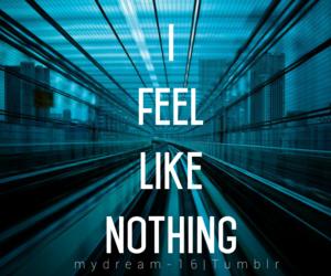 feel, i dont know, and Lyrics image