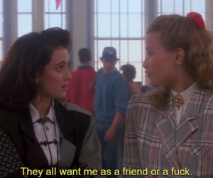 aesthetic, film, and Heathers image