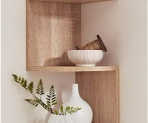 beautiful, house, and shelf image