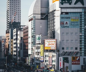 asia, buildings, and japan image