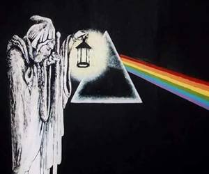 led zeppelin and Pink Floyd image