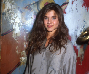 90s, Jennifer Aniston, and vintage image