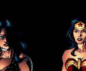 wonder woman, dc comics, and wonder girl image