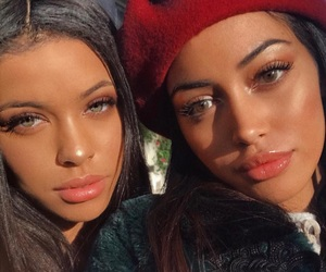 cindy kimberly, wolfiecindy, and nisrina sbia image