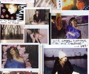 polaroids, Reputation, and Taylor Swift image