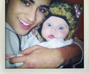zayn malik, one direction, and baby image