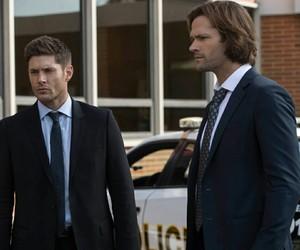 actor, Jensen Ackles, and supernatural image