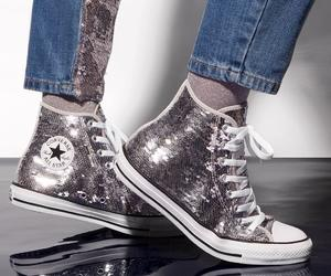 clothes, converse, and disco image
