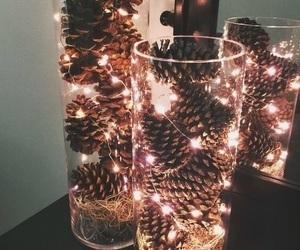 christmas, diy, and lights image