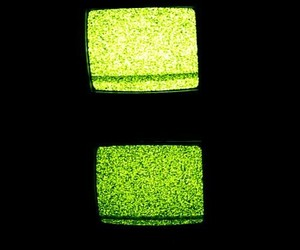 green, aesthetic, and tv image