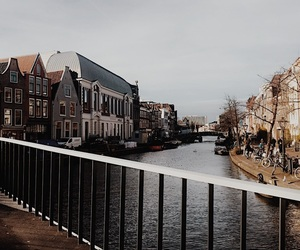 city, dutch, and the netherlands image