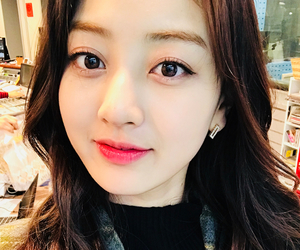 twice, jihyo, and JYP image