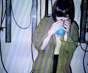 Alice Glass, grunge, and soft grunge image