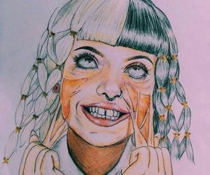 cry baby, mad hatter, and melanie martinez image