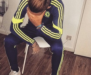 adidas, boys, and Chelsea image