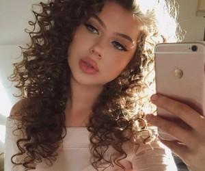 girl and beauty image