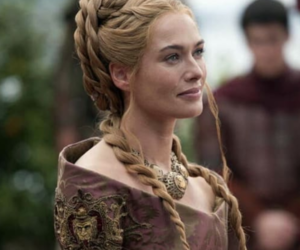 cersei lannister, house lannister, and game of thrones image