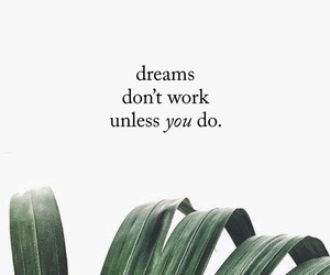 wallpaper, quotes, and dreams image