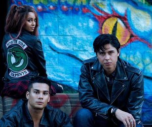 riverdale, serpent, and southside serpents image