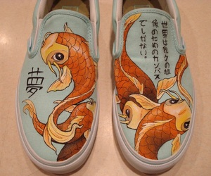 japanese, shoes, and theme image