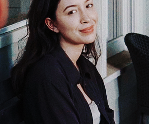 christian serratos, the walking dead, and twd image
