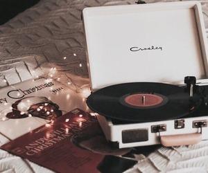 christmas, winter, and music image