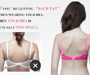 measure, bra size, and how to measure bra size image