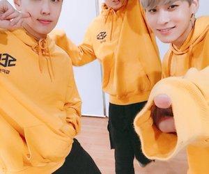 taeyang, dawon, and jaeyoon image