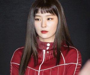 girl, red velvet, and seulgi image