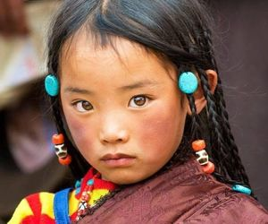 asia, asian girl, and people image