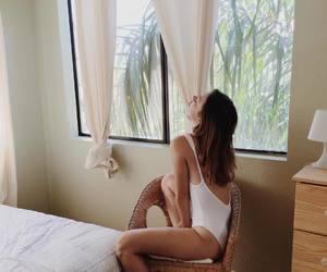 california girl, morning, and sunshine image