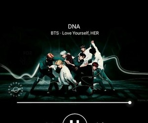 bts, army, and DNA image