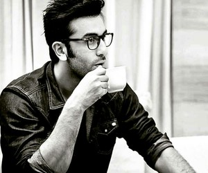 actor, bollywood, and coffee image