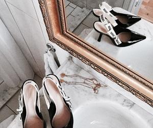 decor, shoes, and fashion image
