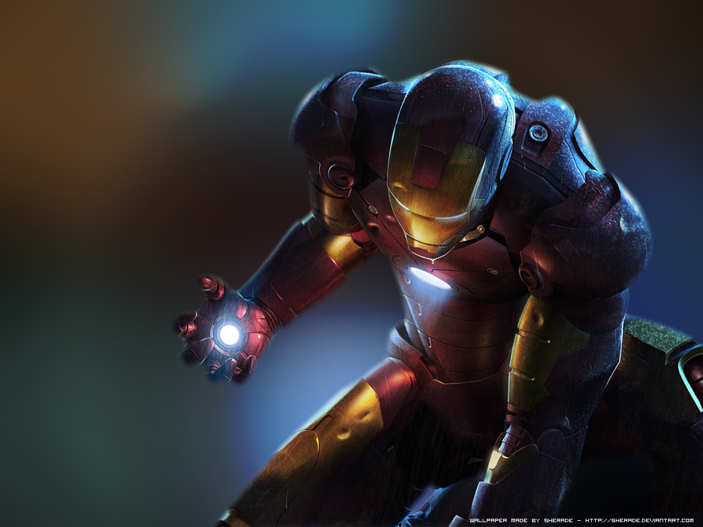 The Avengers Iron Man Wallpaper Wallpaper