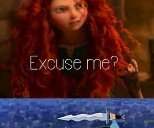 frozen, disney, and brave image